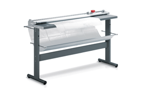 Large format trimmers